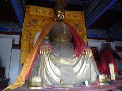 北京街歩きと、蜀の劉備玄徳の故郷涿州を訪ねた旅