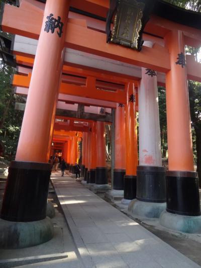 京都伏見とぶらり街歩き