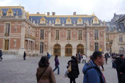 ボンジュール♪ 年末年始はフランスで 〈6〉 【ベルサイユ・パリ・出国】