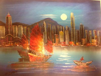 娘と父二人で行く二度目の香港旅行 Vol.2