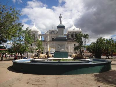 【Day.7】ニカラグアのグラナダからレオンに移動して町歩き@2013年末は中米5ヶ国&コロンビア11日間の旅(From Granada to Leon in Nicaragua)