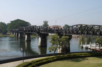 「Haruka in Thailand & Cambodia」 6日目前編 カンチャナブリ日帰りツアー(戦場にかける橋)