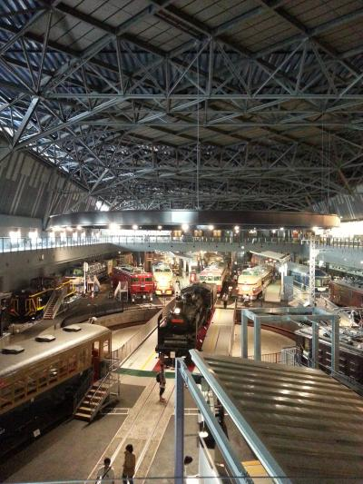 鉄道博物館てっぱく!