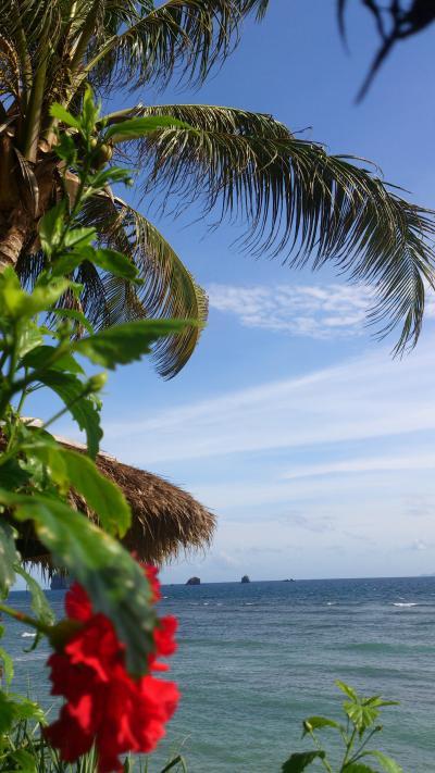 バリ島東部 アムック湾が恋しくてまた来てしまった! 成田でぶらぶら編