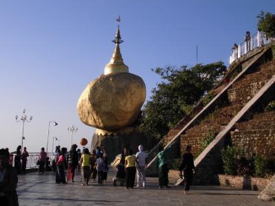 ミャンマー鉄道旅行(チャイテイーヨーへ)