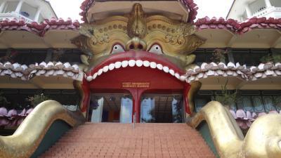 (2013冬)スリランカ女二人10日間の旅【4日目:早朝仏歯寺とダンプッラ寺院】