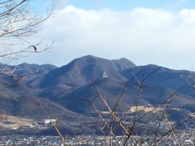 足利市最高峰仙人ヶ岳~深高山~石尊山