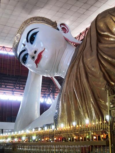 ヤンゴン市内観光① チャウッターヂー・パヤーとダウンタウン ★ ミャンマー旅行記(2) ★