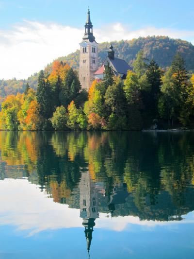 スロベニア(ブレッド湖)の旅