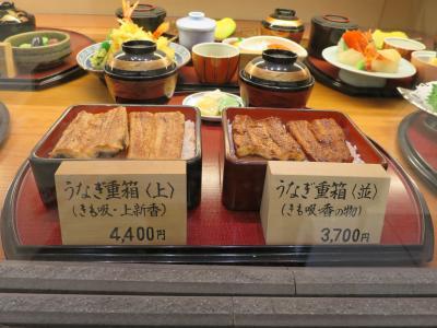 ちくわのうなぎ旅ー5 東京駅「味乃宮川 本店」