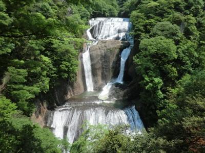 日本列島塗りつぶしの旅☆茨城県・・袋田の滝+あれこれ♪