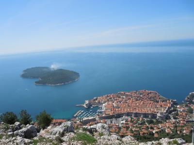 バックパッカー旅行記6 クロアチア① ドブロブニク