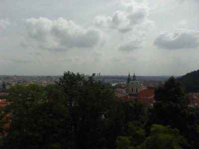 プラハからウィーンへ