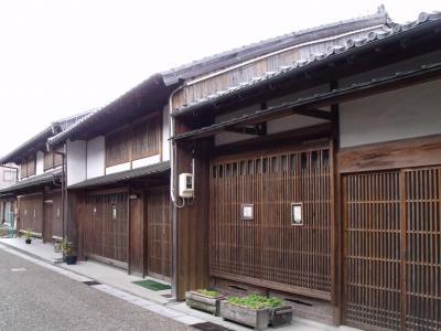 東海道を歩く(石薬師−関宿)