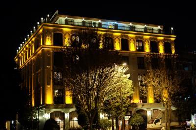2014年01月イスタンブール(02) ホテル:ゴールデンホーンスルタンアフメット(1)