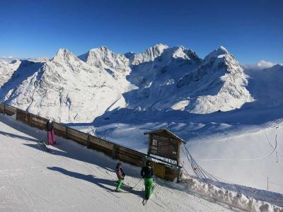 団塊夫婦のスキー&絶景の旅・2014イタリア&スイスー(3)サンモリッツその1