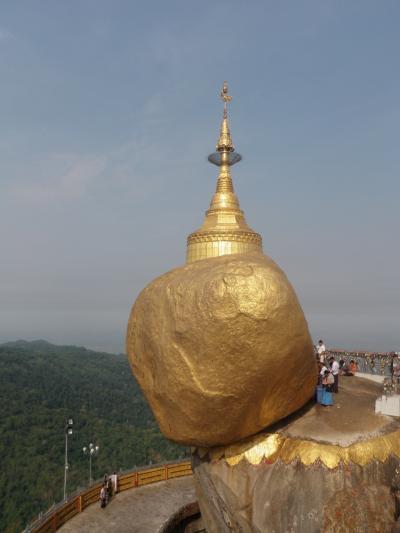 たびたびの旅 タイ・ミャンマーの旅③2012/03/10~03/11チャイテーヨーへ