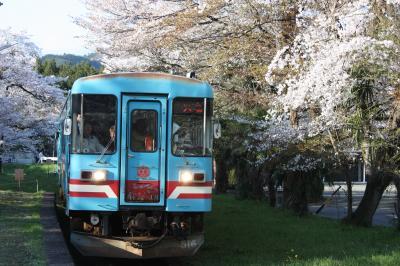 岐阜・愛知旅行記2012年春⑦樽見鉄道乗車編