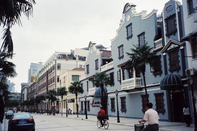 オールド上海めぐり5:旧フランス租界2