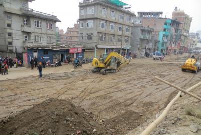 2014新春、ネパール旅行記(12)1月23日(3):パタン、ダルバール広場へ