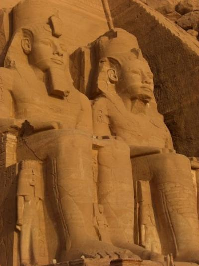 エジプト縦断 女一人旅◎ナイルを伝って地中海からスーダン国境まで③アブシンベル・アスワンハイダム編