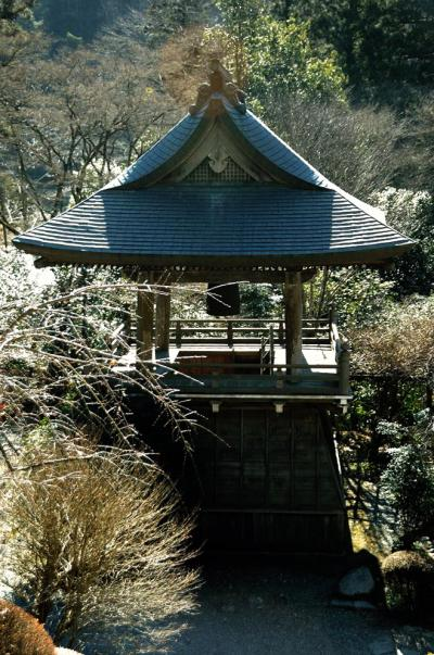2014年初めての外出 2 雲巌寺と袋田の滝