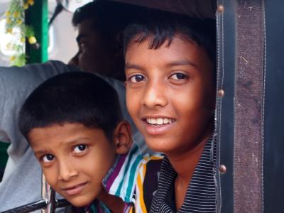 スリランカのちタイ #11 ~ ダンブラ街歩き
