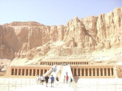 エジプト縦断 女一人旅◎ナイルを伝って地中海からスーダン国境まで④アスワン・ルクソール編