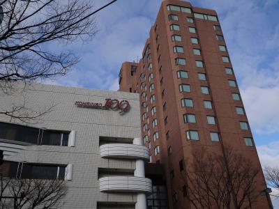 2014年の初旅行は金沢へ お泊りは金沢エクセルホテル東急です