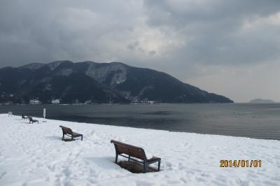 琵琶湖1周6日間の旅 5日目奥琵琶湖
