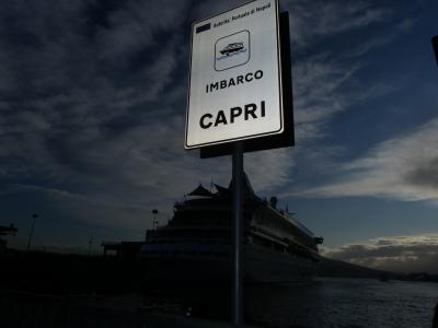 南イタリア カプリ