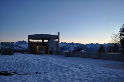 スイス・リギ山の絶景スパ【スイス情報.com】