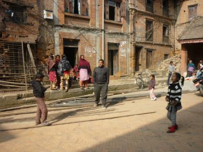 Nepal 2014 January Day2 バクタプル、パタン、スワヤンブナート~バクタプル編~