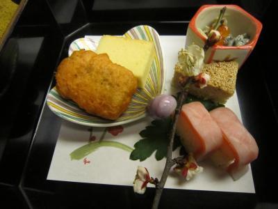 日本三名泉草津温泉旅行~草津温泉:昔心の宿 金みどりの食事