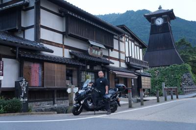 2013ぶらり山陰バイク旅【4】 [但馬国一宮]出石神社と城下町