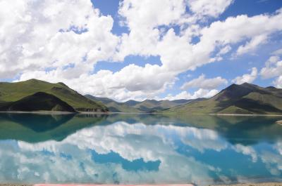 7days in Tibet13★ラサ★美しさに息を呑んだヤムドゥク湖