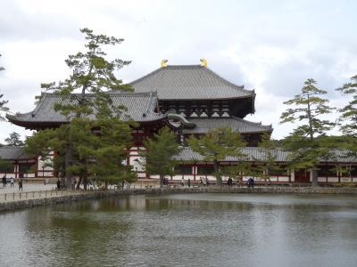 奈良を街歩き(4)東大寺