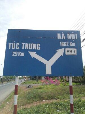 バイクでベトナム縦断1800km!アジアハイウェイを北上
