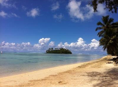 100ヶ国達成!ラロトンガ島でドミに泊まりシュノーケリングしてバイクで島内散策(100th country! Rarotonga with Staying Dormitory, Snorkeling & Driving by motorcycle)