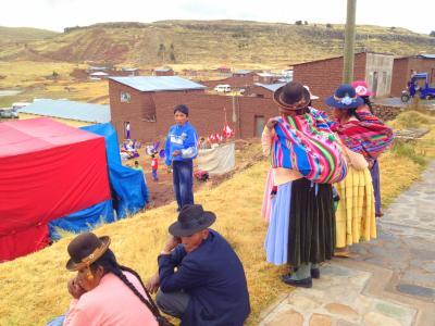 ☆PERU☆ ~Lake Titicaca~