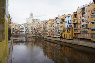 ショパンとガウディのスペイン① トルコ航空でバルセロナにインしてジローナに向かった編(作成中)