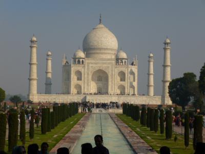 インド9つの世界遺産めぐり