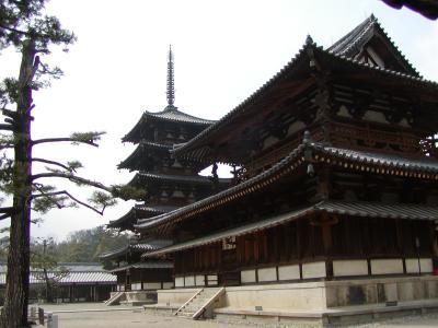 関西・山陽の観光名所を訪ねる Vol.6 古都・奈良1編