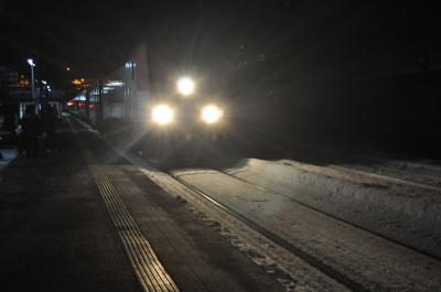 2014年2月韓国鉄道旅行2(大田→釜山→栄州→道渓→清涼里)