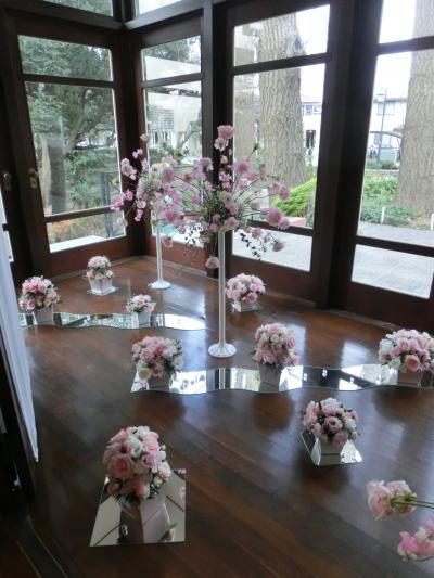山手西洋館エリスマン邸「M Liliy 花とテーブルで綴るおもてなし」(その2)