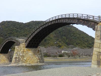 山口県 岩国 錦帯橋と吉香公園周辺