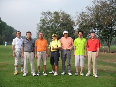 ベトナムゴルフツアー