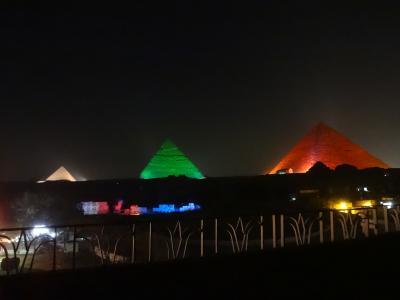 サッカーラ~ギザ(エジプト)2014.2.19