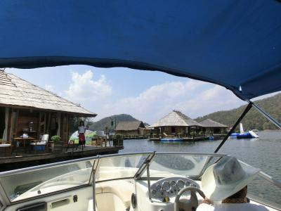 タイ航空A380ビジネスクラスで行くチェンマイ~ダムに泊まる~