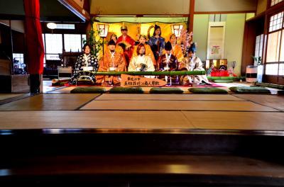 2014  ぶらり滋賀(4)~五個荘の商家に伝わるひな人形めぐり~